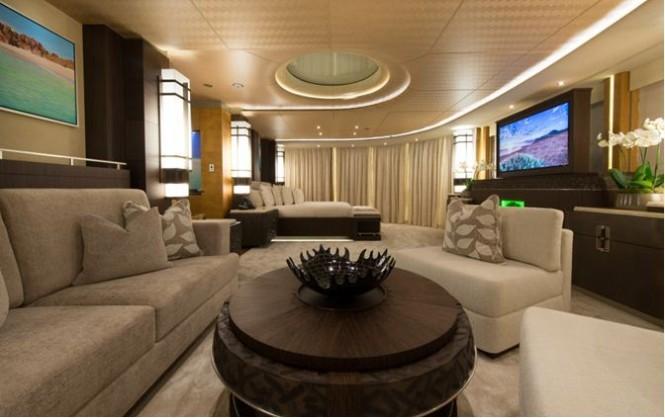Oceanco Yacht NIRVANA -  Interior