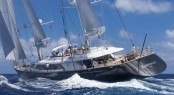 Parsifal III, Loro Piana Caribbean Superyacht Regatta &amp; Rendezvous 2013. Photo Carlo Borlenghi