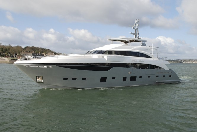 Princess 40M Yacht Imperial Princess