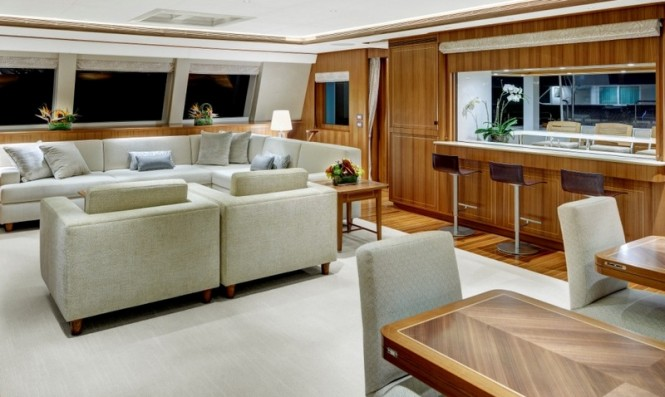 Q5 Quintessential superyacht - Interior