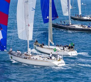 Rolex Swan Cup Caribbean 2013: Repeat Performance for Leaders