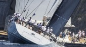 Salperton, winner of Class A, Loro Piana Caribbean Superyacht Regatta & Rendezvous 2013.