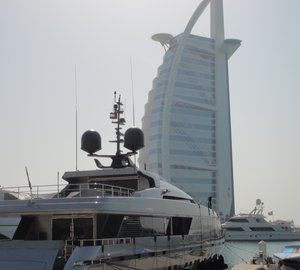 Sanlorenzo delivers new 40Alloy Yacht to Dubai Sheikh