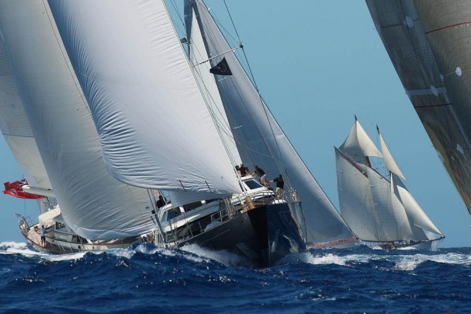 St Barths Bucket Regatta 2012 - Photo by Tim Wright