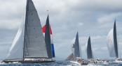 St Barths Bucket Regatta 2013 - Photo by Ingrid Abery