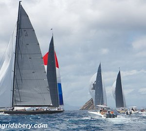 Doyle powered yachts out in force at St Barths Bucket 2013