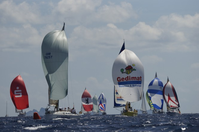 33rd St. Maarten Heineken Regatta Day 2 - Photo by Bob Grieser/OUTSIDEIMAGES.COM