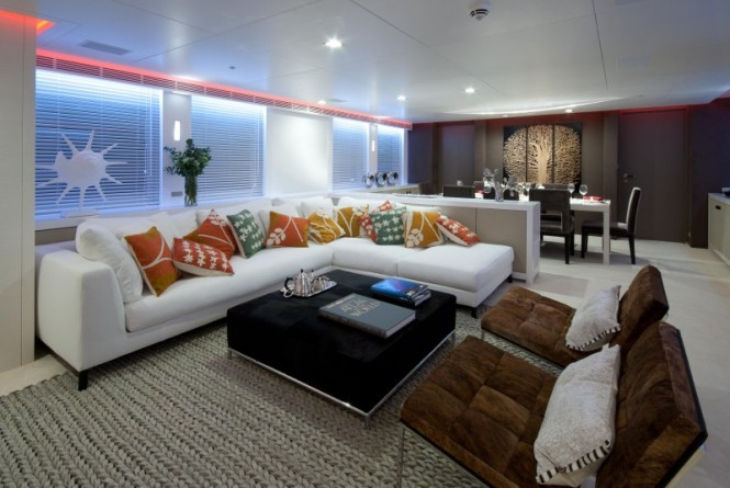 Superyacht Star - Interior