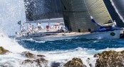Swan 80 superyacht Selene at Rolex Swan Cup Caribbean - Photo by RolexCarlo Borlenghi