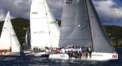 ROUND TORTOLA RACE - Credit: Alastair Abrehart, Broadsword Communications 