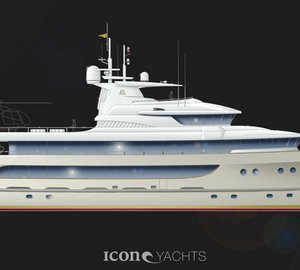 ICON Yachts' challenge to transform real-life survey vessel into Superyacht