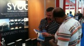 Yachting Pages at Dubai International Boat Show 2012