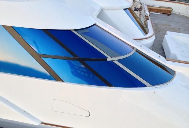 105m Blohm & Voss Yacht Lady Moura - Exterior