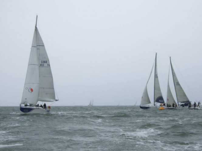 2012 ISS Regatta