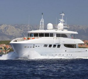 Mondo Marine Yacht MAESTRO to attend Antibes Yacht Show 2013