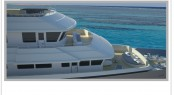 57m Explorer superyacht design by Sergio Cutolo - Decks