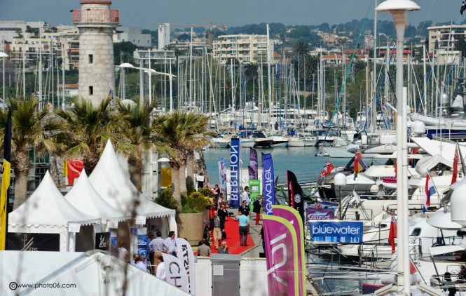 Antibes Yacht Show in 2013