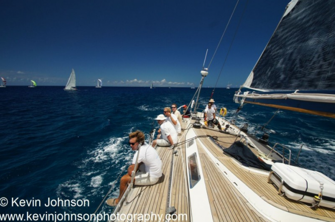 Antigua Sailing Week 2013 - Day 2