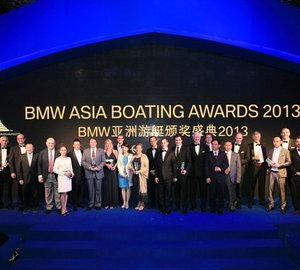 Asia Boating Awards 2013 Winners