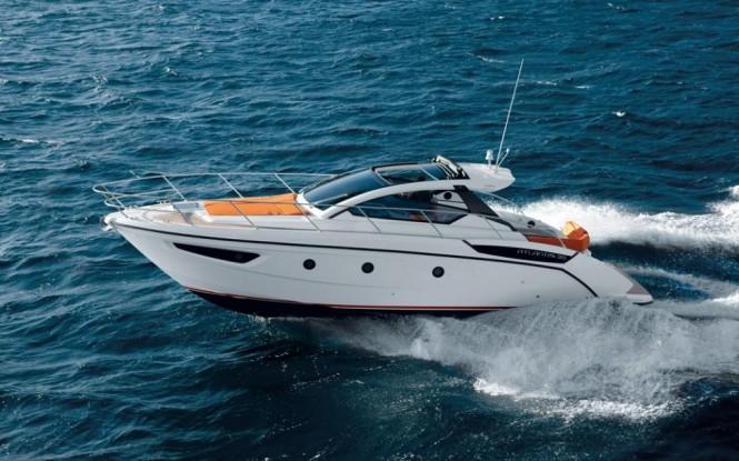 Atlantis 38 yacht model