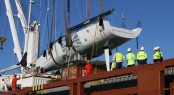 Australian sailing yacht Secret Mens Business - yacht with the longest journey to Cowes