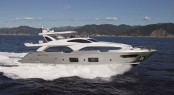 Azimut Grande 100 Yacht - the largest superyacht to be displayed at the Rio Boat Show 2013