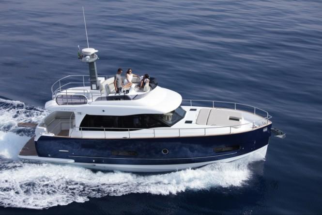 Azimut Magellano 43 Yacht
