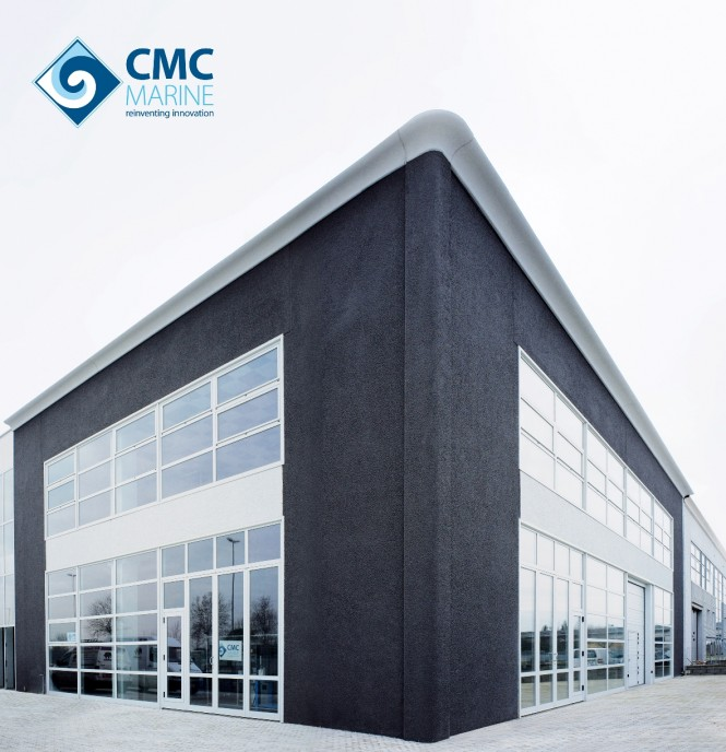 CMC Marine's new facility in Cascina