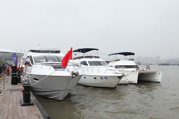 China (Shanghai) International Boat Show