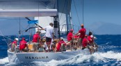Classic Class winner - HEROINA© Les Voiles de Saint Barth / Christophe Jouany