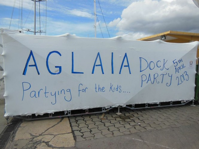Dock party raises 10,000.00 for Mallorca Charity