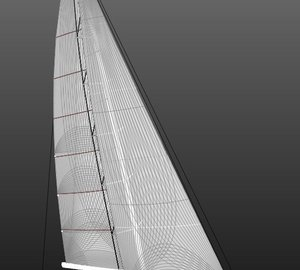 Doyle Sailmakers to supply the complete sail inventory for 60m Perini Navi Yacht Hull C.2218