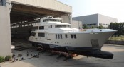 First Nordhavn 120 Yacht Aurora with DuraShield SuperYacht Glass