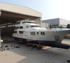 New Nordhavn 120 Yacht AURORA featuring DuraShield SuperYacht Glass