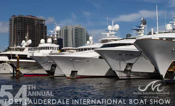Fort Lauderdale International Boat Show 2013 Yacht
