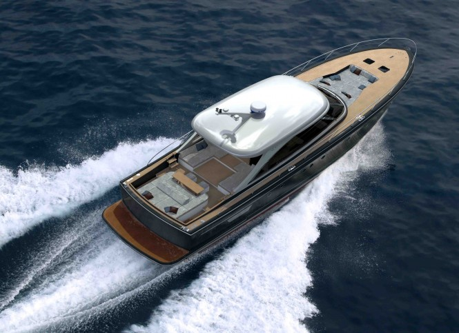Gelyce 80' Yacht Concept by Camper & Nicholsons Yachting - Photo credit to Carlo Borlenghi/SEA&SEE