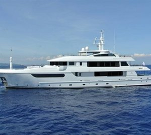 2013 Taiwan 'Yacht of the Year' and 21st 'Taiwan Excellence' Awards for Horizon Yachts