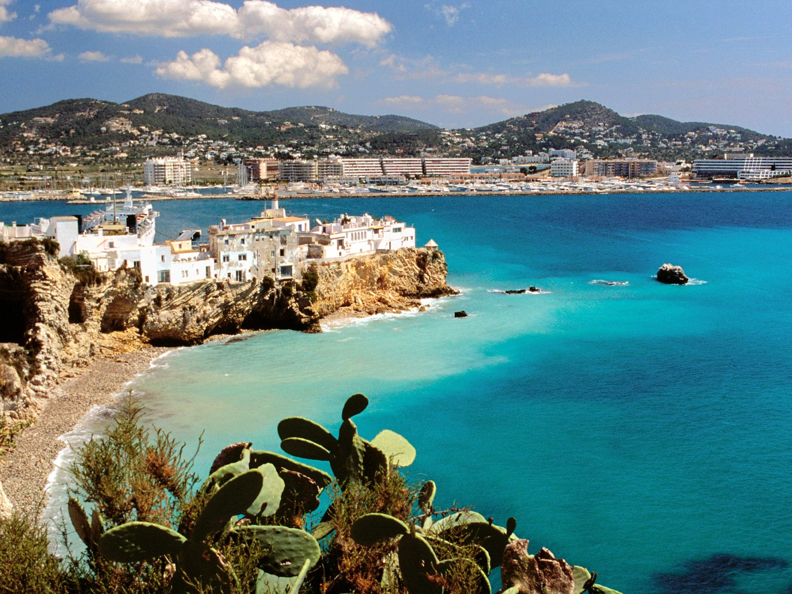 Ibiza - luxury yacht charter in spain this summer 2013