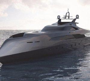 IVAN ERDEVICKI designed ICON ER175 Yacht Concept wins IY&A Award 2013