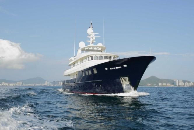 Kingship superyacht STAR