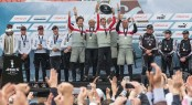 Luna Rossa Swordfish wins Naples ACWS 2013