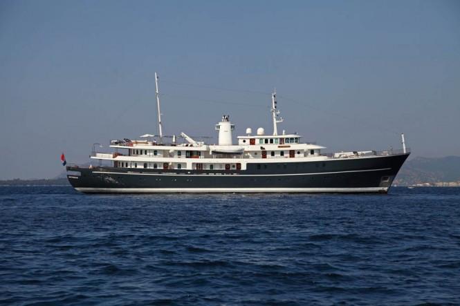 Luxury Yacht SHERAKHAN