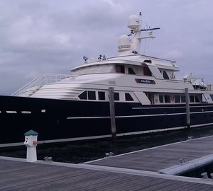 Technicold™ by Northern Lights custom HVAC systems for refit of Feadship 135 Yacht MISS ILOILO