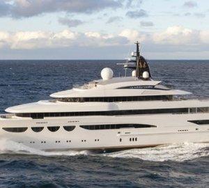 86m Lurssen Yacht QUATTROELLE designed by Nuvolari Lenard
