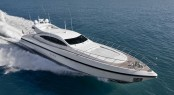 Luxury motor yacht Mangusta 108 by Overmarine Group