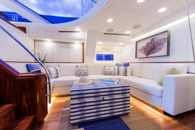 Luxury superyacht Penelope - Interior