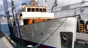 Luxury yacht Fair Lady refitted by Pendennis Palma
