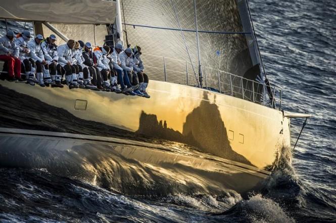 Luxury yacht Nilaya - Photo by Rolex/Kurt Arrigo