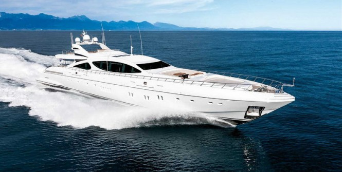 Mangusta 165 Yacht by Overmarine Group