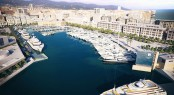 Marina Port Vell in the beautiful Spanish yacht charter location - Barcelona